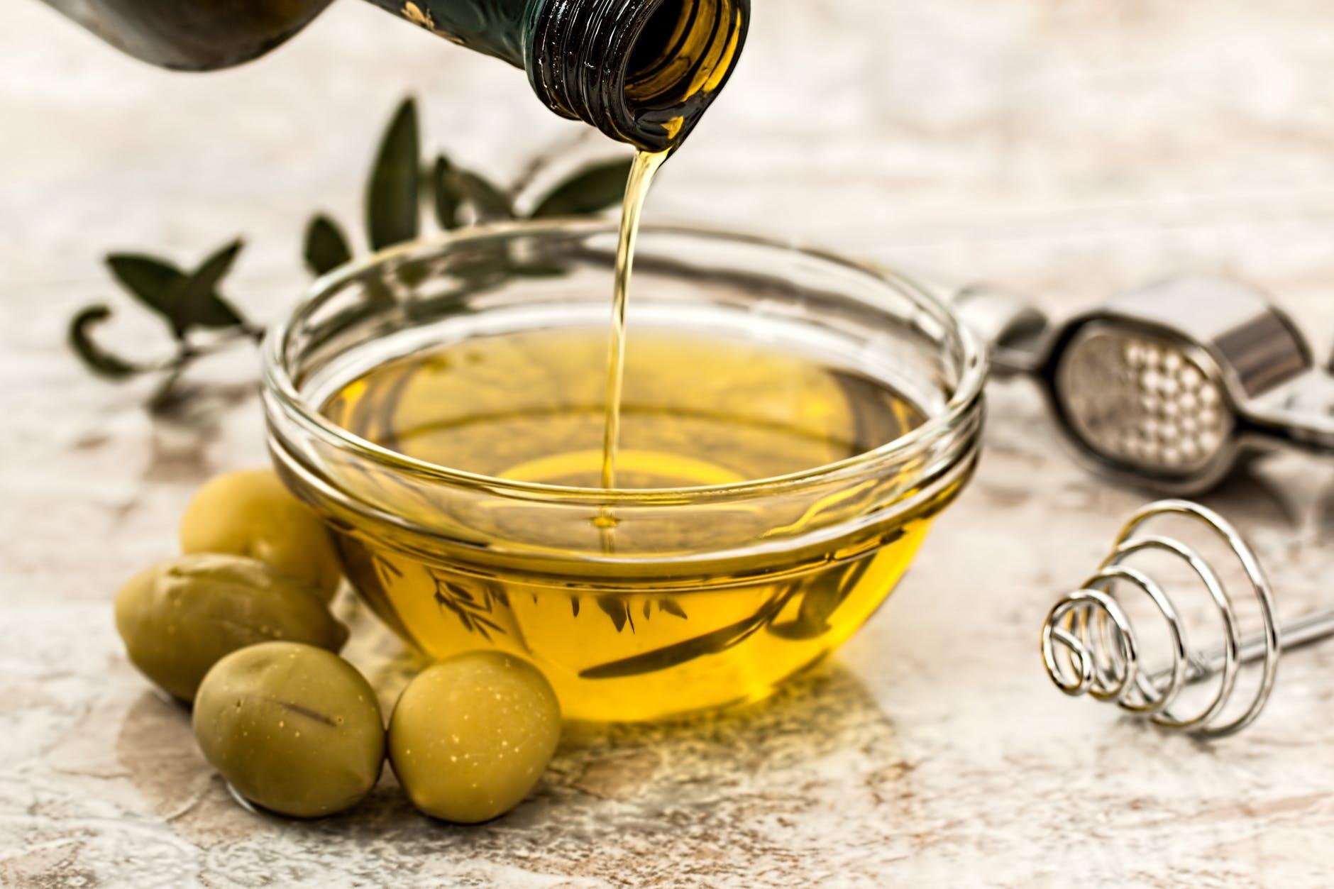 olej spożywczy