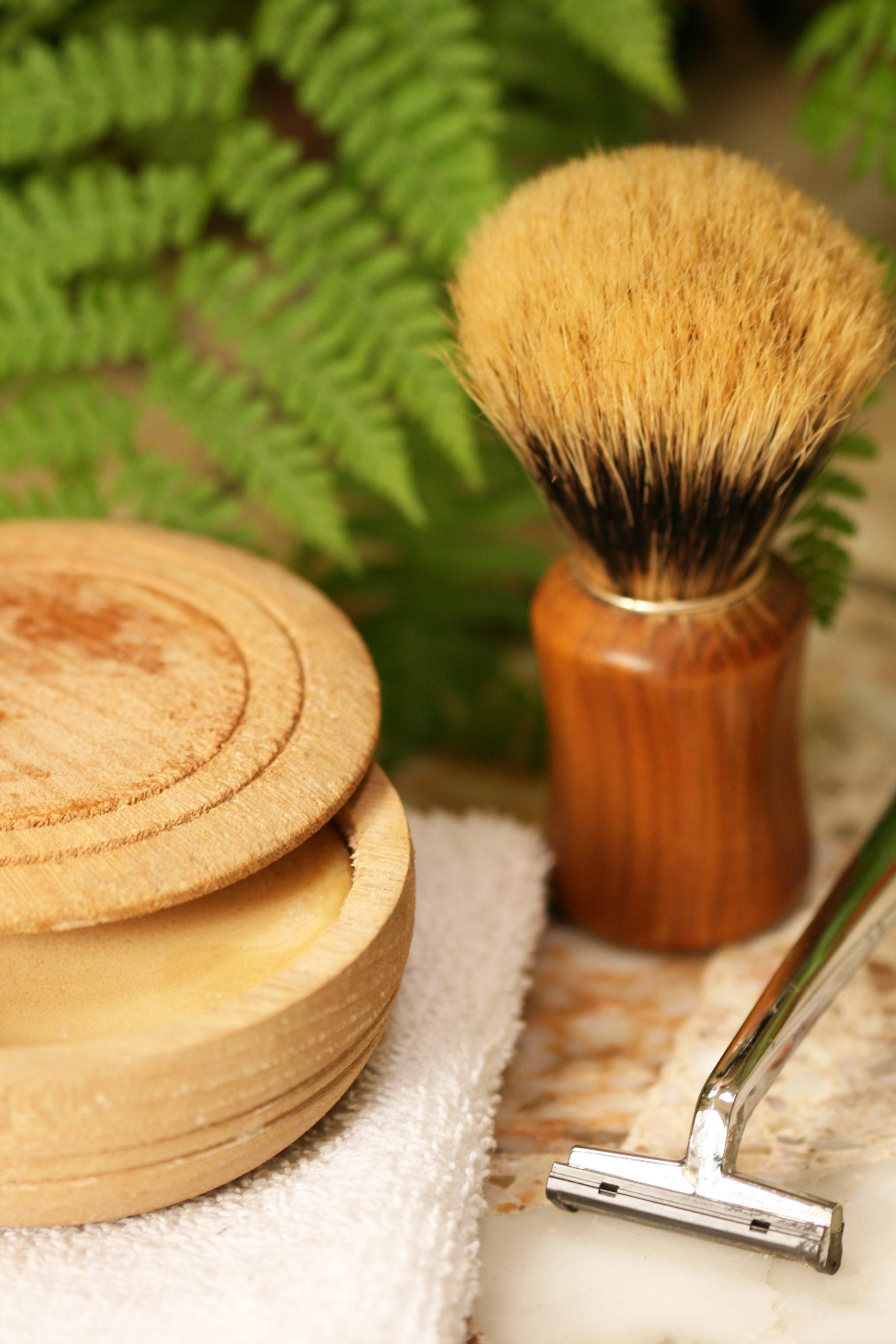 oleje do golenia zamiast pianki