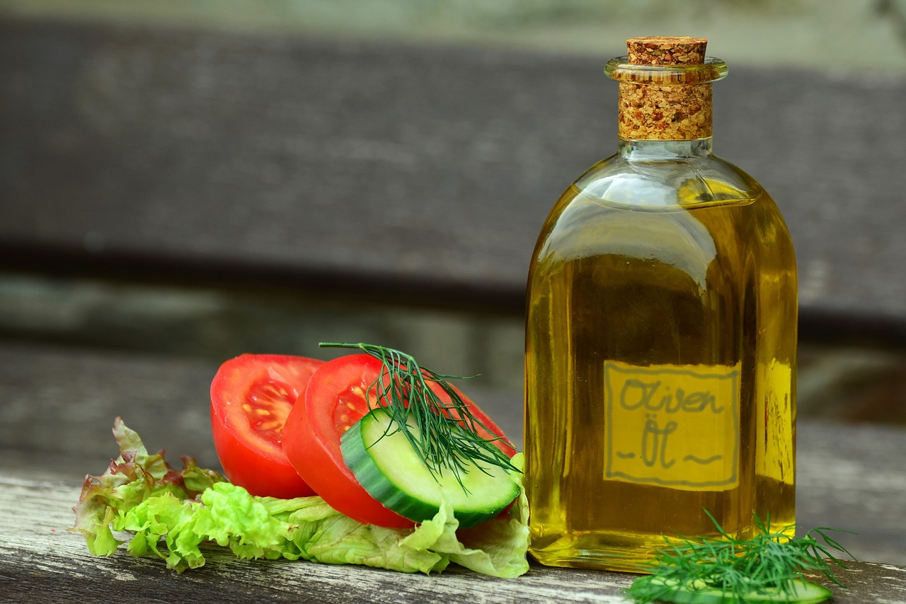 właściwości oleju
