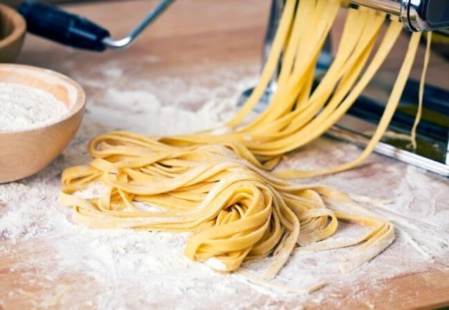 włoski makaron - przepis