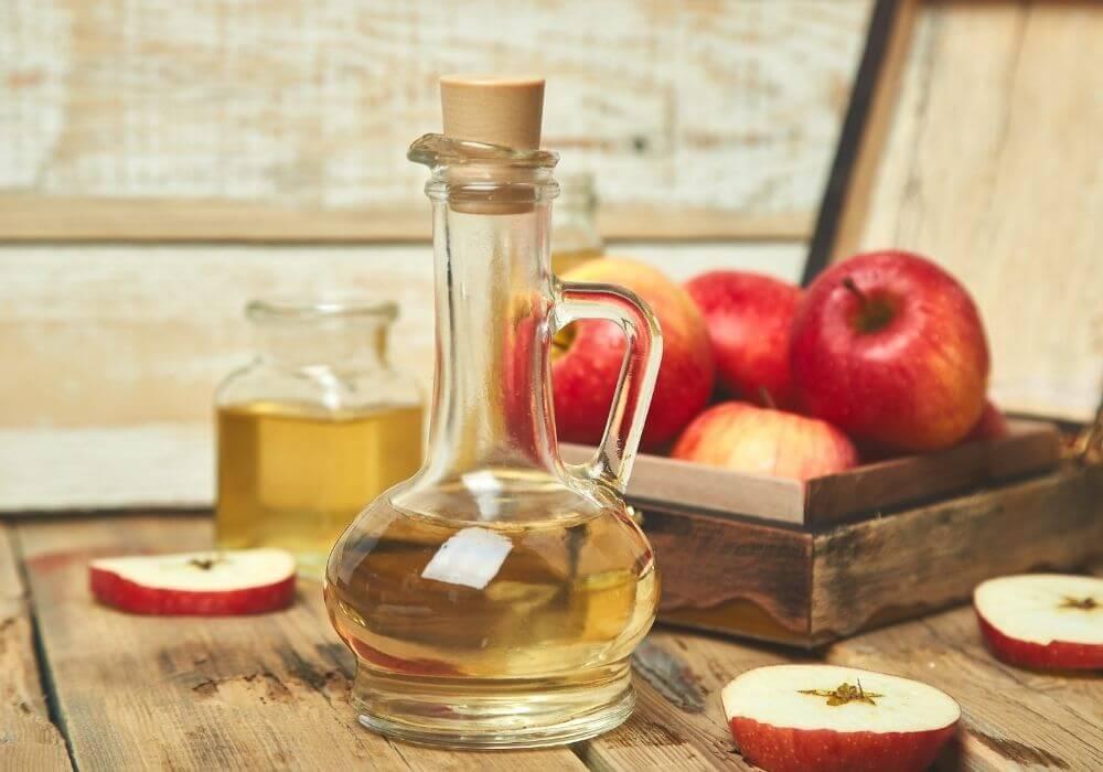 ocet jabłkowy - jak używać