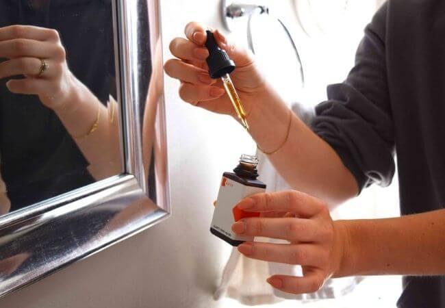 olej cbd - zastosowanie w kosmetykach