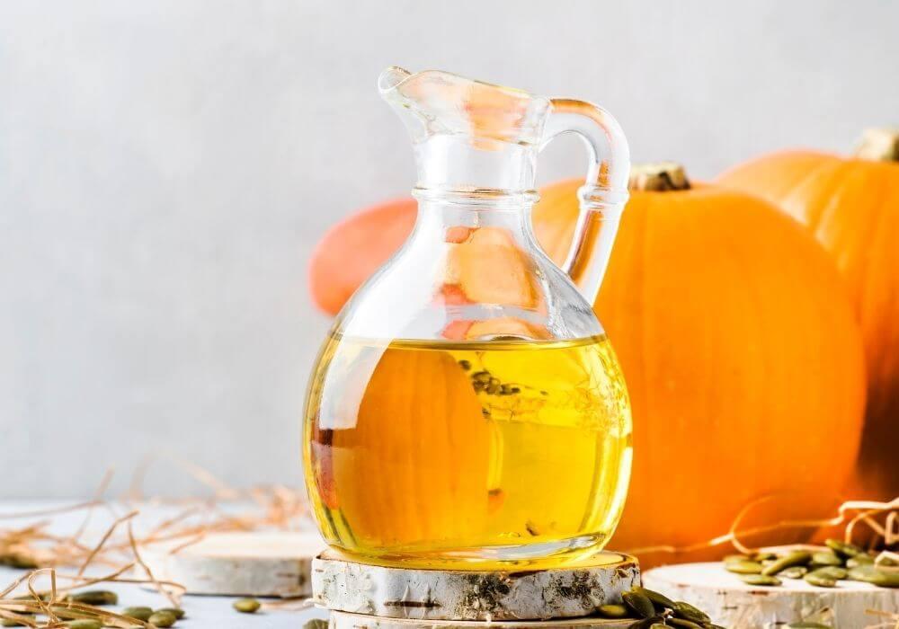 olej z pestek dyni - zastosowanie i właściwości