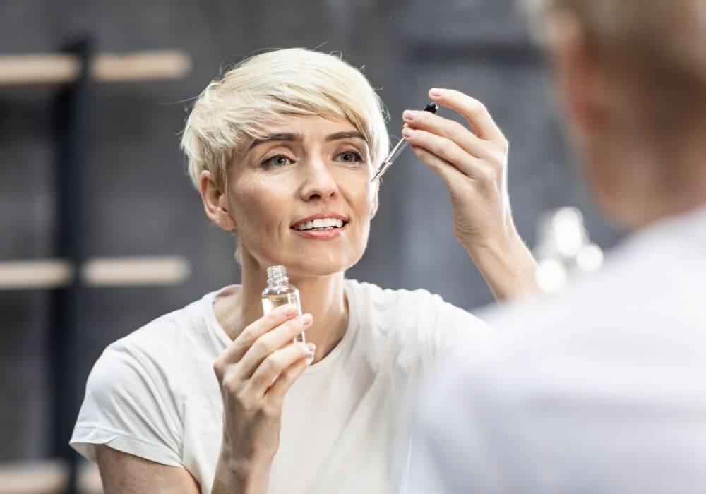 olejowanie twarzy - metody